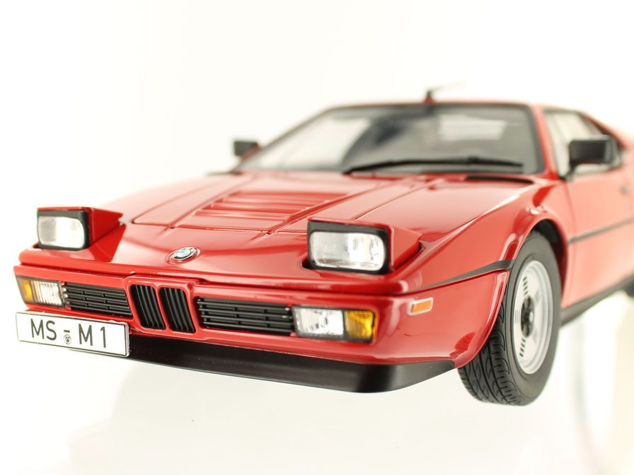 bmw m1 street 1978 rood by norev in 1 18 autoblog shop. Black Bedroom Furniture Sets. Home Design Ideas